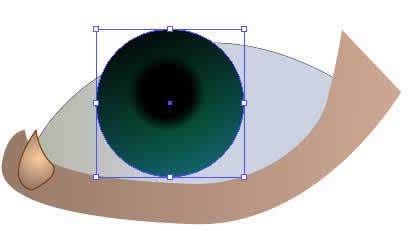 Tips アラカルト 眼を描く 不透明マスク