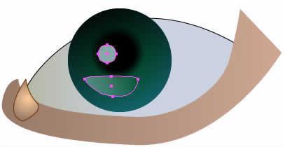 Tips アラカルト 眼を描く 目玉