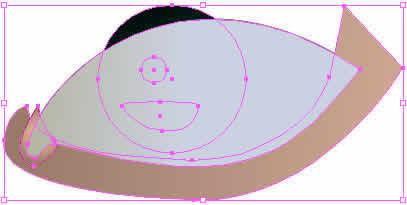 Tips アラカルト 眼を描く クリッピングマスク