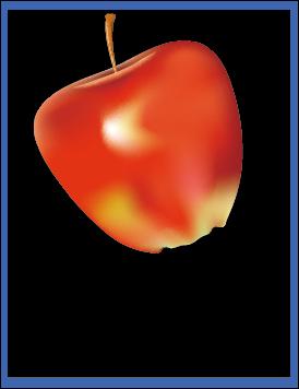 リンゴ、マスク